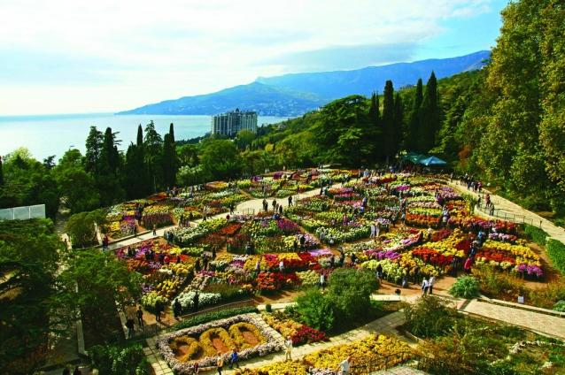Никитский ботанический сад (г.Ялта, пос.Никита)
