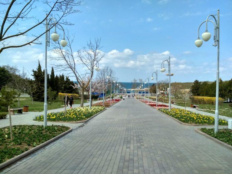 парк им. Анны Ахматовой (Севастополь)
