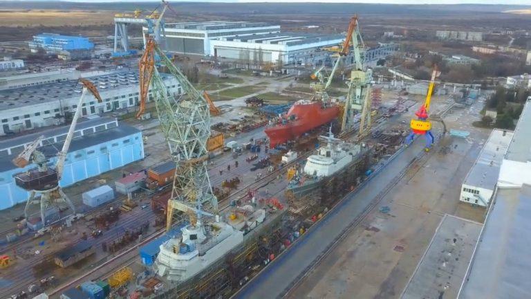 Судостроительный завод Залив (Керчь)